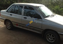 Bán xe Kia Pride SLX đời 2003, màu bạc, nhập khẩu