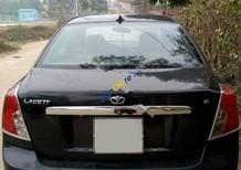 Bán Daewoo Lacetti EX 1.6 MT đời 2008, màu đen