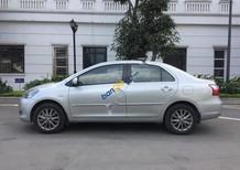 Bán Toyota Vios G năm 2013, màu bạc