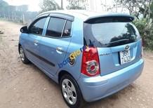 Cần bán Kia Morning LX đời 2008, màu xanh