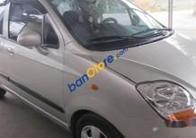 Cần bán Chevrolet Spark đời 2010, màu bạc còn mới, giá 127tr