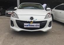 Bán Mazda 3 S 1.6 AT đời 2014, màu trắng