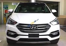 Hyundai Santa fe 2.4 AT máy xăng tiêu chuẩn, hỗ trợ vay 85% giá trị xe, hotline đặt xe Tết: 0948.94.55.99 - 0935.90.41.41