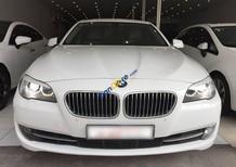 Cần bán BMW 5 Series 520i năm 2012, màu trắng, xe nhập