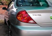 Bán ô tô Kia Spectra năm 2007, màu bạc