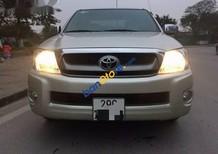 Bán ô tô Toyota Hilux 3.0 đời 2011, màu bạc