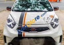 Chính chủ bán xe Kia Morning SI AT đời 2017, màu trắng