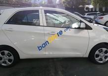 Bán ô tô Kia Morning 1.0 sản xuất 2018, màu trắng, giá chỉ 290 triệu