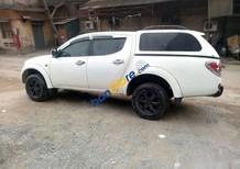 Cần bán Mitsubishi Triton 2008, màu trắng, giá 298tr