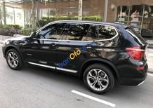 Cần bán lại xe BMW X3 đời 2015, màu đen, nhập khẩu