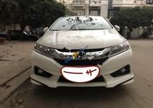 Bán Honda City 1.5 AT SX 2015, màu trắng