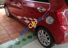 Bán xe Kia Morning đời 2013, màu đỏ, giá tốt