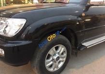 Bán xe Toyota Land Cruiser đời 2005, màu đen