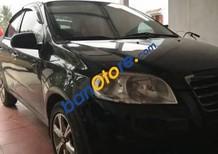 Bán ô tô Daewoo Gentra đời 2009, màu đen, giá 186tr