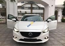 Cần bán xe Mazda 6 2.0 AT năm 2013, màu trắng