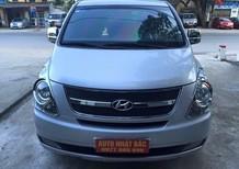 Cần bán Hyundai Starex đời 2007, màu bạc, nhập khẩu chính hãng
