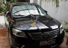 Cần bán xe Toyota Camry đời 2010, màu đen