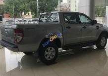 Bán Ford Ranger Wildtrak 3.2L AT màu xám bạc, giá siêu hấp dẫn