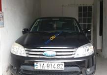 Bán Ford Escape XLS 2.3 4x2 2010, màu đen xe gia đình, 420tr