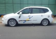 Cần bán xe Kia Carens LX 1.6 MT sản xuất 2010, màu trắng