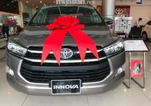 Cần bán xe Toyota Innova đời 2017, màu xám, nhập khẩu chính hãng