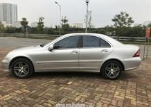 Cần bán Mercedes C180 sản xuất 2005, xe nhập