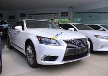Bán xe Lexus LS 600hL đời 2015, màu trắng, nhập khẩu số tự động