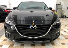 Cần bán Mazda 3 đời 2016, màu đen, xe nhập số tự động
