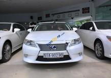 Bán Lexus ES 350h đời 2013, màu trắng, nhập khẩu