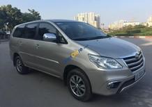 Cần bán xe Toyota Innova 2.0 G năm 2015, chính chủ, xe gia đình