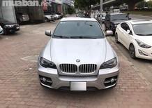 Cần bán gấp BMW X6 2008, màu bạc, nhập khẩu, như mới, 940 triệu