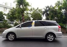 Gia đình gả em Toyota Wish ông vua phân khúc MPV, Sx 2009, màu trắng, em mua nhập khẩu từ mới