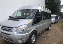 Bán xe Ford Transit (quà tặng mâm đúc, ghế da, la phong, lót sàn, hộp đen) - hotline: 0938211346
