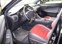 Cần bán lại xe Lexus NX 200T Fsport đời 2016, màu đen, nhập khẩu