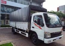 Bán xe Fuso Canter 6.5 thùng mui bạt tải trọng 3.2 tấn mới 2017. LH: 098 136 8693