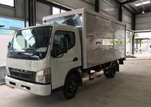 Bán xe Fuso Canter 3.2 tấn thùng kín mới 2017. LH: 098 136 8693