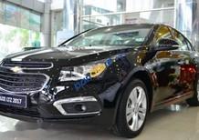 Bán xe Chevrolet Cruze năm 2018, màu đen, giá tốt