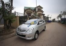 Cần bán xe Toyota Innova G đời 2010, màu bạc
