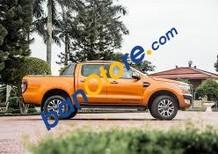 Bán xe Ford Wildtrak 3.2 màu cam, xe mới chính chủ