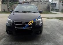 Bán xe Daewoo Gentra đời 2011, màu đen