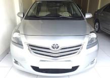 Bán ô tô Toyota Vios 1.5 E 2013, màu bạc