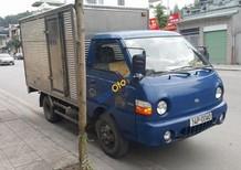 Cần bán Hyundai H 100 1.25T đời 2009, màu xanh lam