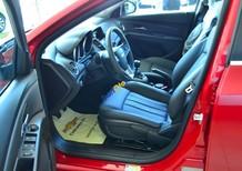 Cần bán xe Chevrolet Cruze 1.8 LTZ đời 2018, màu đỏ