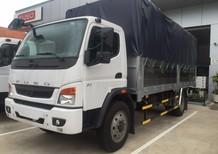 Giá xe tải Fuso FI 7 tấn, thùng dài 5.7m, giá bán xe tải Fuso FI12R 7 tấn nhập khẩu giá rẻ
