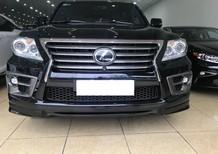 Bán Lexus LX 570 2015, màu đen, xe nhập chính hãng
