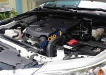 Bán Toyota Fortuner đời 2017, màu trắng số sàn