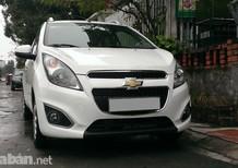 Cần bán xe Chevrolet Spark đời 2015, màu trắng, nhập khẩu nguyên chiếc, xe gia đình