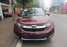 Honda CRV 2018 màu đỏ