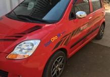 Bán Chevrolet Spark LT 0.8 MT 2011, màu đỏ