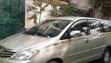 Bán Toyota Innova sản xuất 2008, giá chỉ 420 triệu